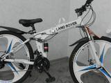 Land rover Велосипед