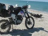 Продам Honda XLR200, бу